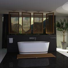 Czy warto wybrać półkę pod prysznic?